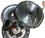 LANDROVER FREELANDER 2.0 TURBO DIESEL FLYWHEEL, CSC & CLUTCH KIT